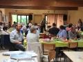 Les résidents du Home Valère Delcroix venus parler du projet jardinage