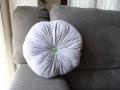 customisation - réalisation d'un coussin